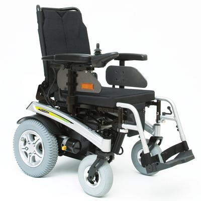 Pride Jazz Powerchairs Outdoor Fusion