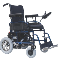Van OS Power Wheelchair