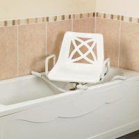 days swivelling bath seat
