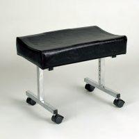 Adjustable Height Footstool