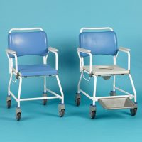 Atlantic Commode and Shower Chair