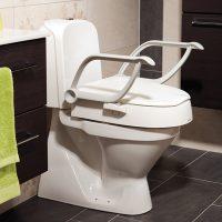 Etac Cloo Height Adjustable Raised Toilet Seat