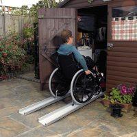 axcess lightweight portable ramp a