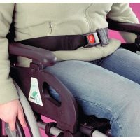 Auto Buckle Wheelchair Belts
