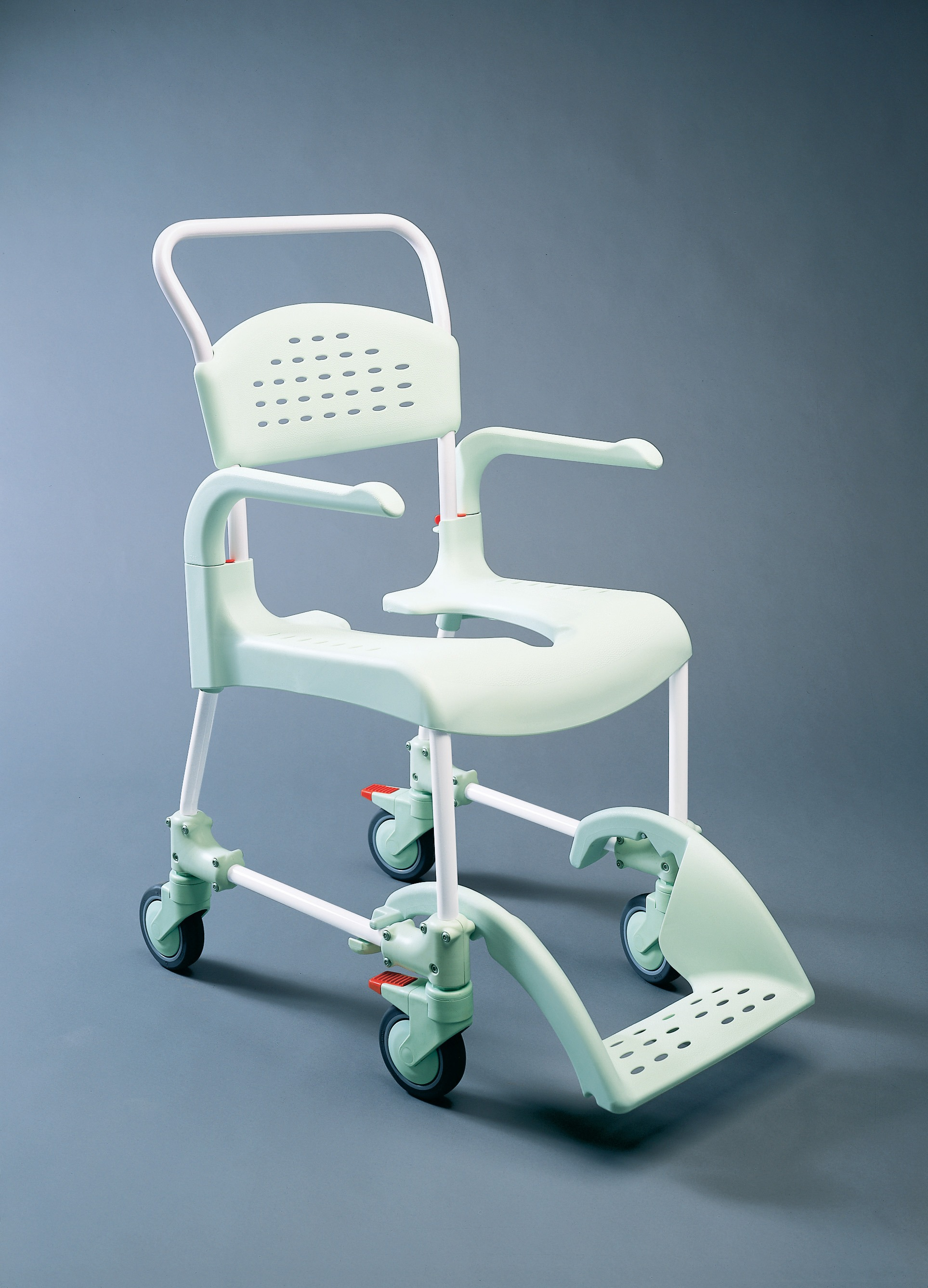 Etac® Clean Wheeled Shower Commode Chair – Access Able Ltd
