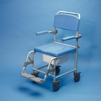 Days Deluxe Shower Commode Chair