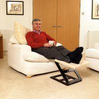 Homecraft Foldable Leg Rest