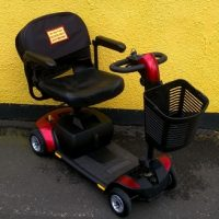Reconditioned Mobility Scooters – Access Able Ltd