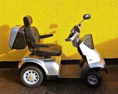 shoprider wispa mobility scooter manual