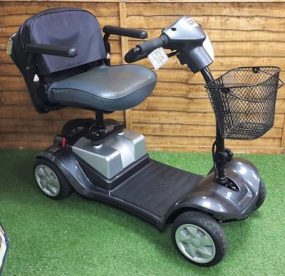 Kymco Mini LS Mobility Scooter – Access Able Ltd