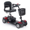 red drive scout mobility scooter