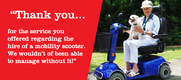 Hire Mobility Scooters in Bristol & Bath - Access Able Ltd