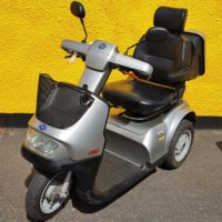 Reconditioned Road Scooters