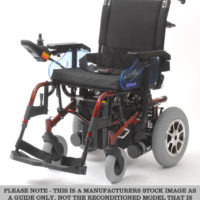 roma marbella power chair