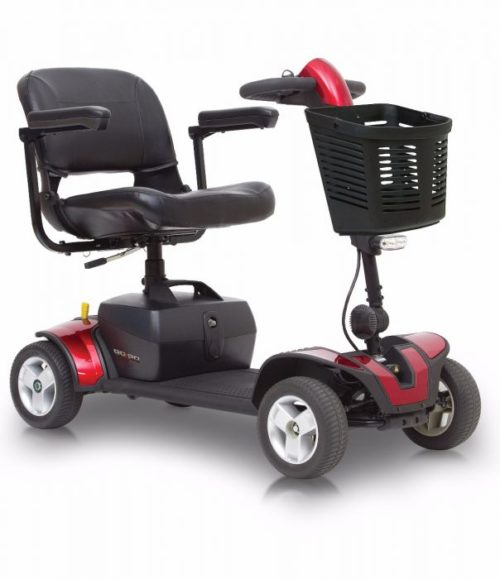 red elite traveller lx mobility scooter