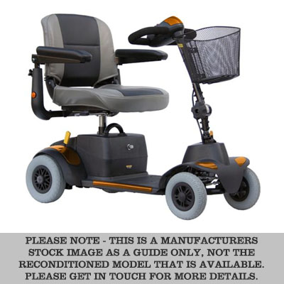 Van Os Boost class 2 boot mobility scooter