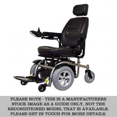 Kymco K Movie powerchair electric wheelchair