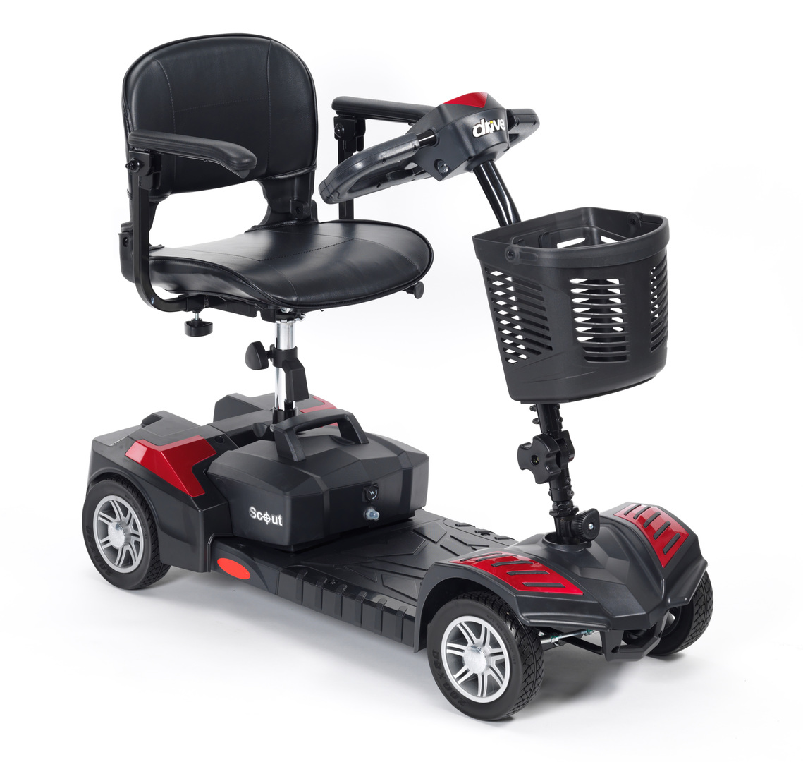 DRIVE Scout Venture Mobility Scooter