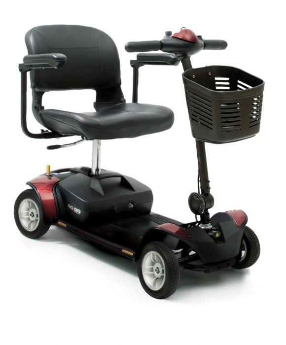 GO-GO Elite Traveller Mobility Scooter