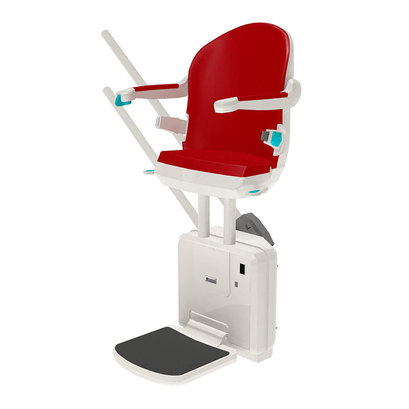 Handicare 2000 Curved Stairlift with Perch Seat