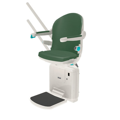 Handicare 2000 Curved Stairlift with Smart Seat